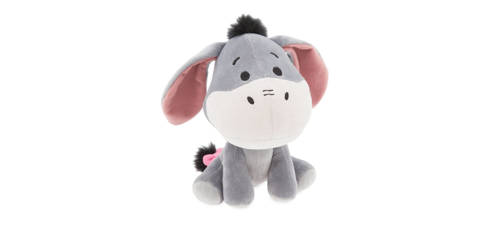 a new eeyore plush looking for a forever home