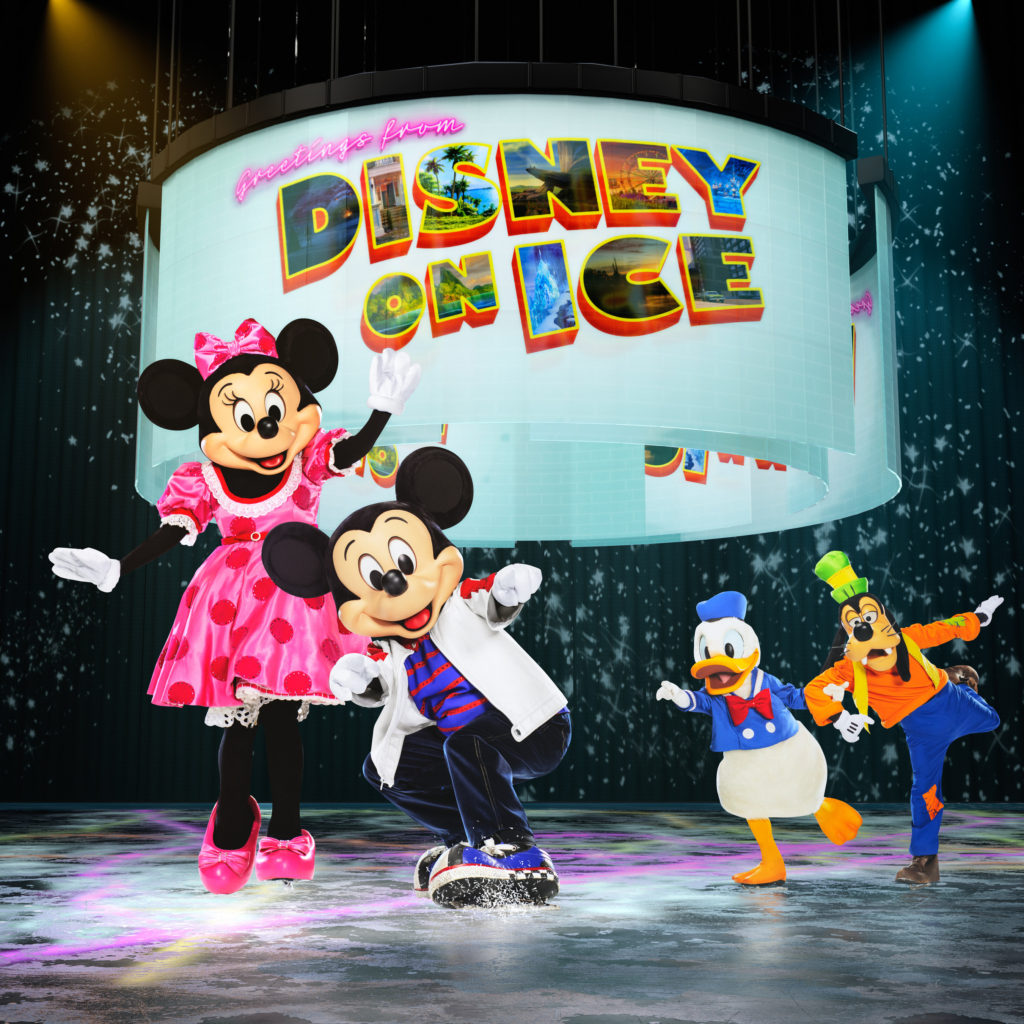 Disney On Ice Will Debut New Show Road Trip Adventure In
