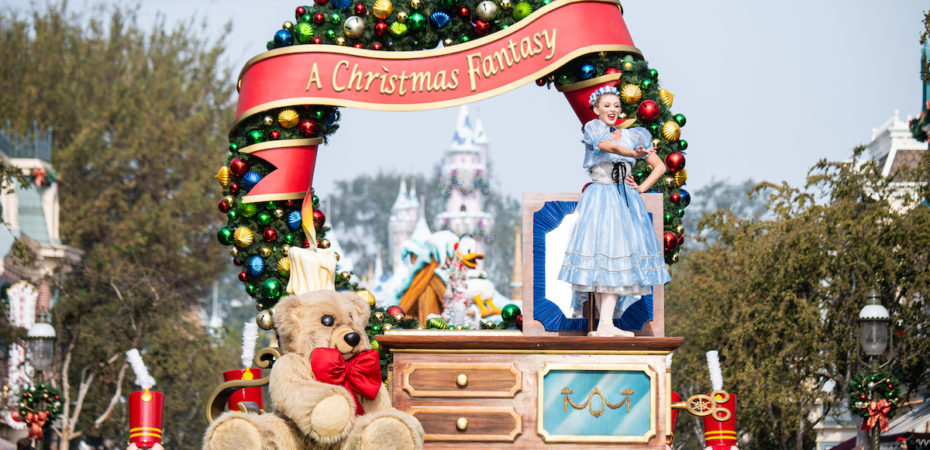 Disney Parks Magical Christmas Day Parade: Time, channel, livestream